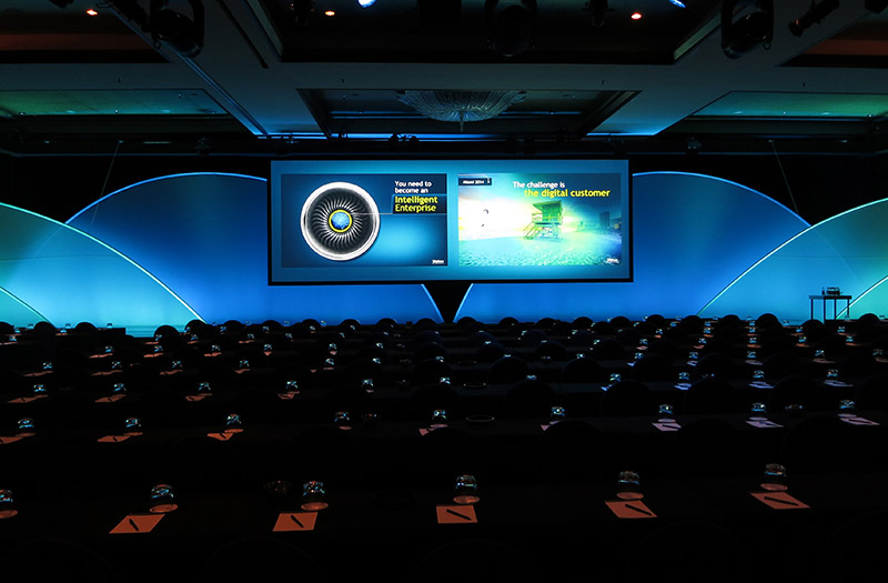 Telefonica Leadership Conference   Intercontinental   2015
