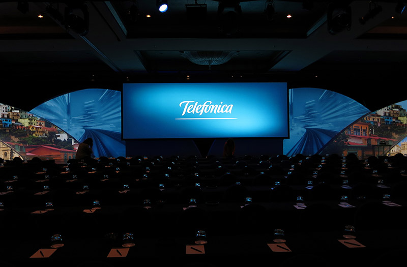 Telefonica Leadership Conference | Intercontinental | 2015